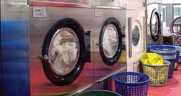 Laundries Services
