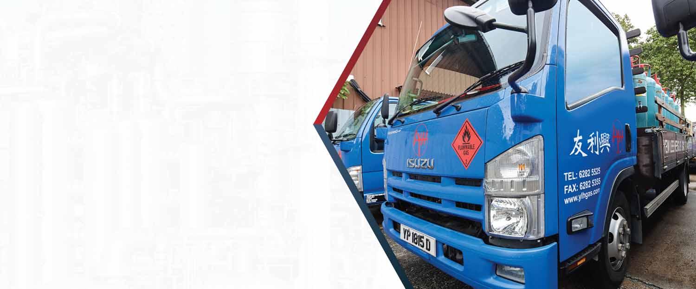 Yew Lee Heng Lp-Gas Trading Pte Ltd