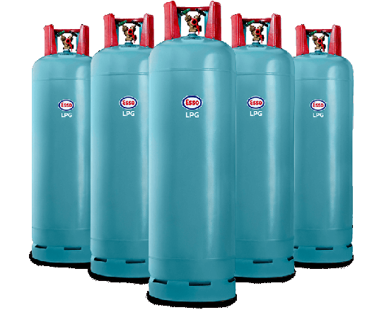 esso lpg gas supplier