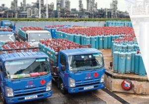 LPG distirbutor Singapore